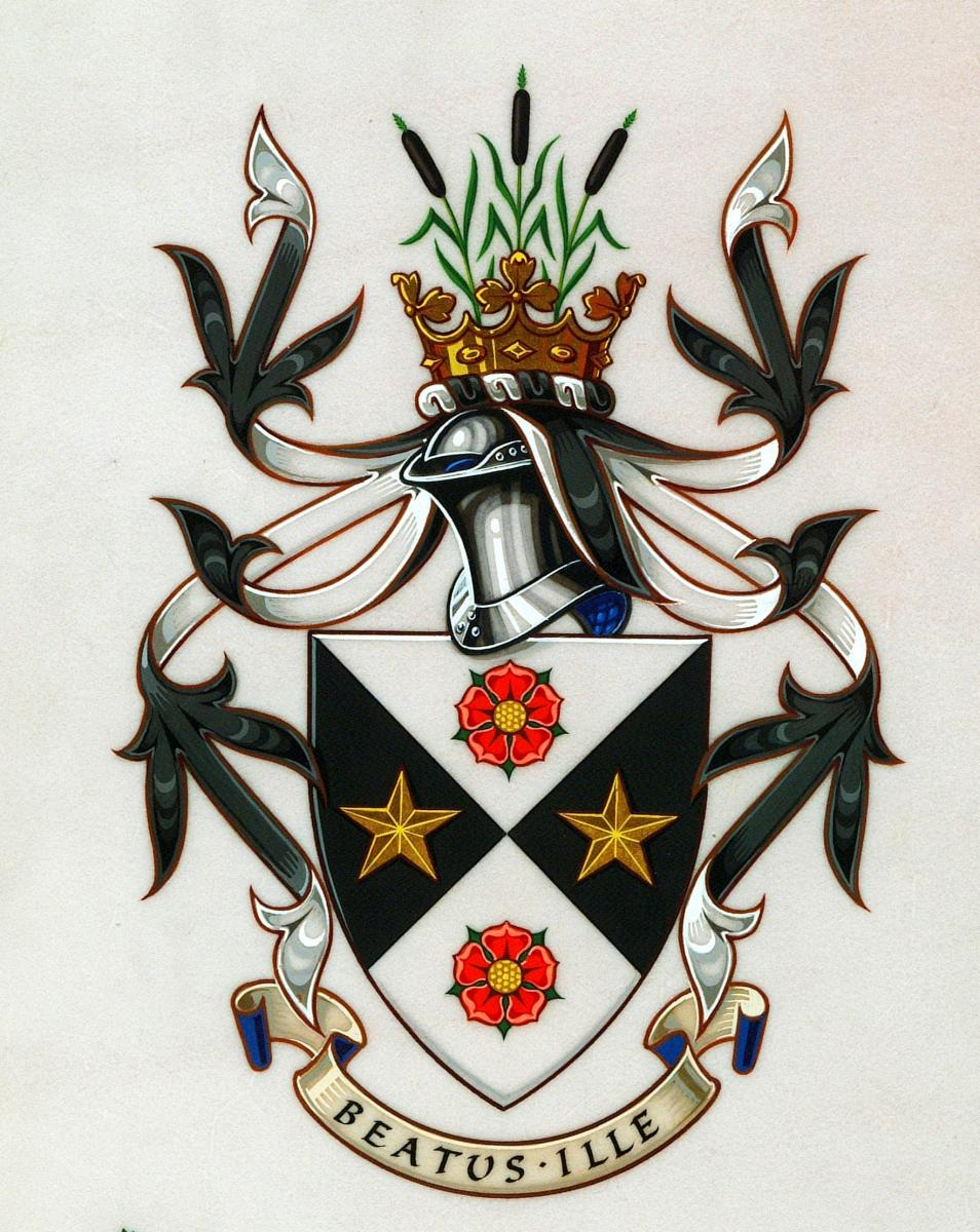 Coat of Arms of William, Lord of Bowland
