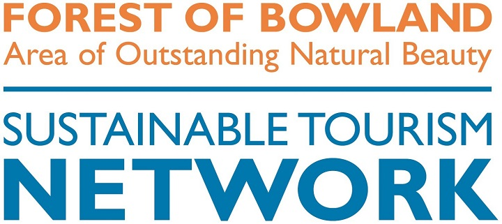 Forest of Bowland Sustainable Tourism Logo
