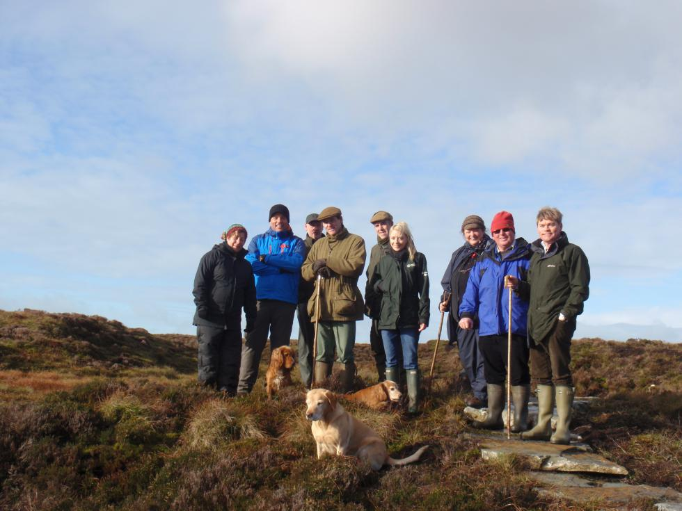 Land Managers Forum - Bleasdale Fells