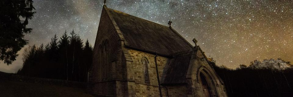 St James & Milky Way