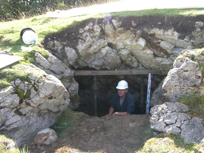 Archaeology at New Laund