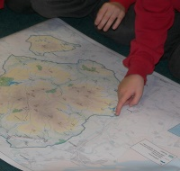 Map project Chatburn School
