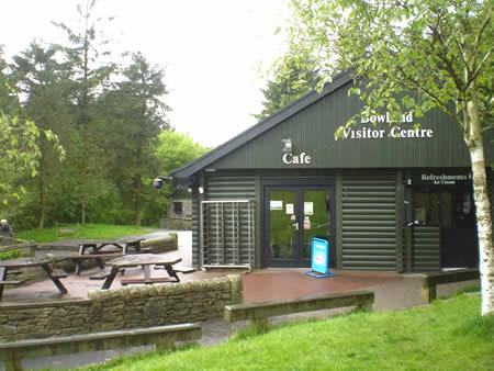 Bowland Visitor Centre Beacon Fell Forest Of Bowland Aonb