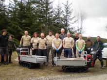Trail Builders - Gisburn Forest