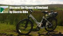 Electric Bike Network business card