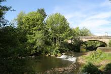 New Bridge, Brock